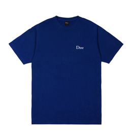 Dime Small Logo T-Shirt - Navy