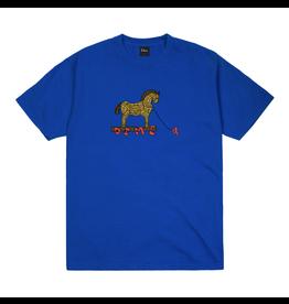 Dime Trojan T-Shirt - Cobalt