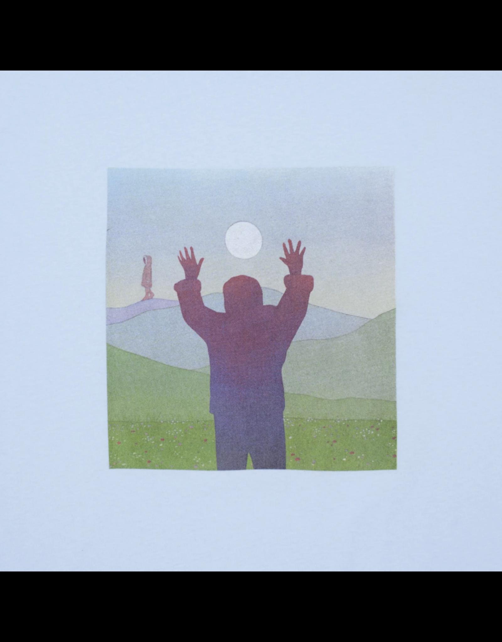 Fucking Awesome Album Longsleeve - Flo Blue