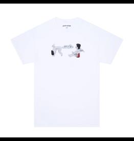Fucking Awesome Cherub Fart T-Shirt - White
