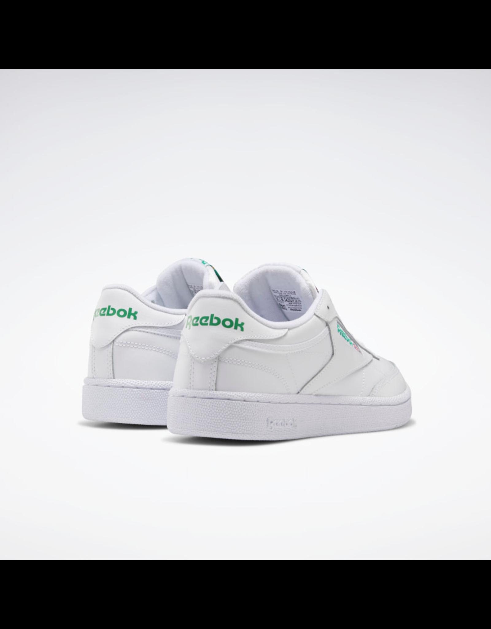 Reebok Club C 85 - Intense White / Green
