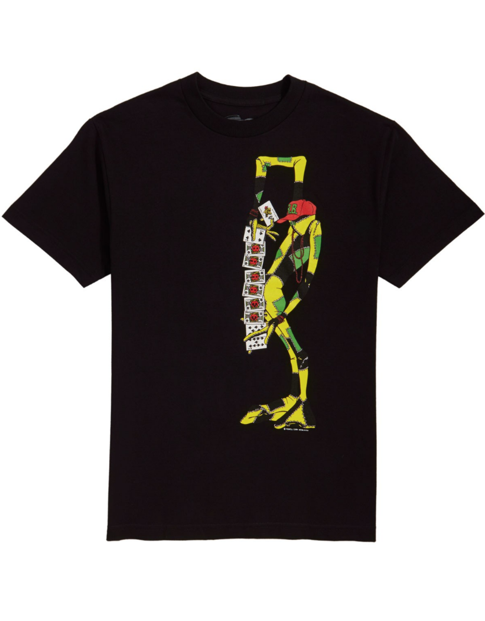 Powell Peralta Ray Barbee Ragdoll T-Shirt - Black