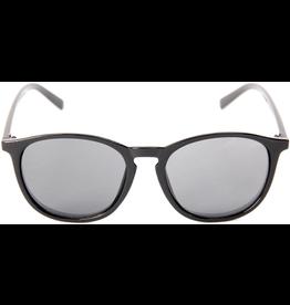 Happy Hour Flap Jacks Sunglasses - Black