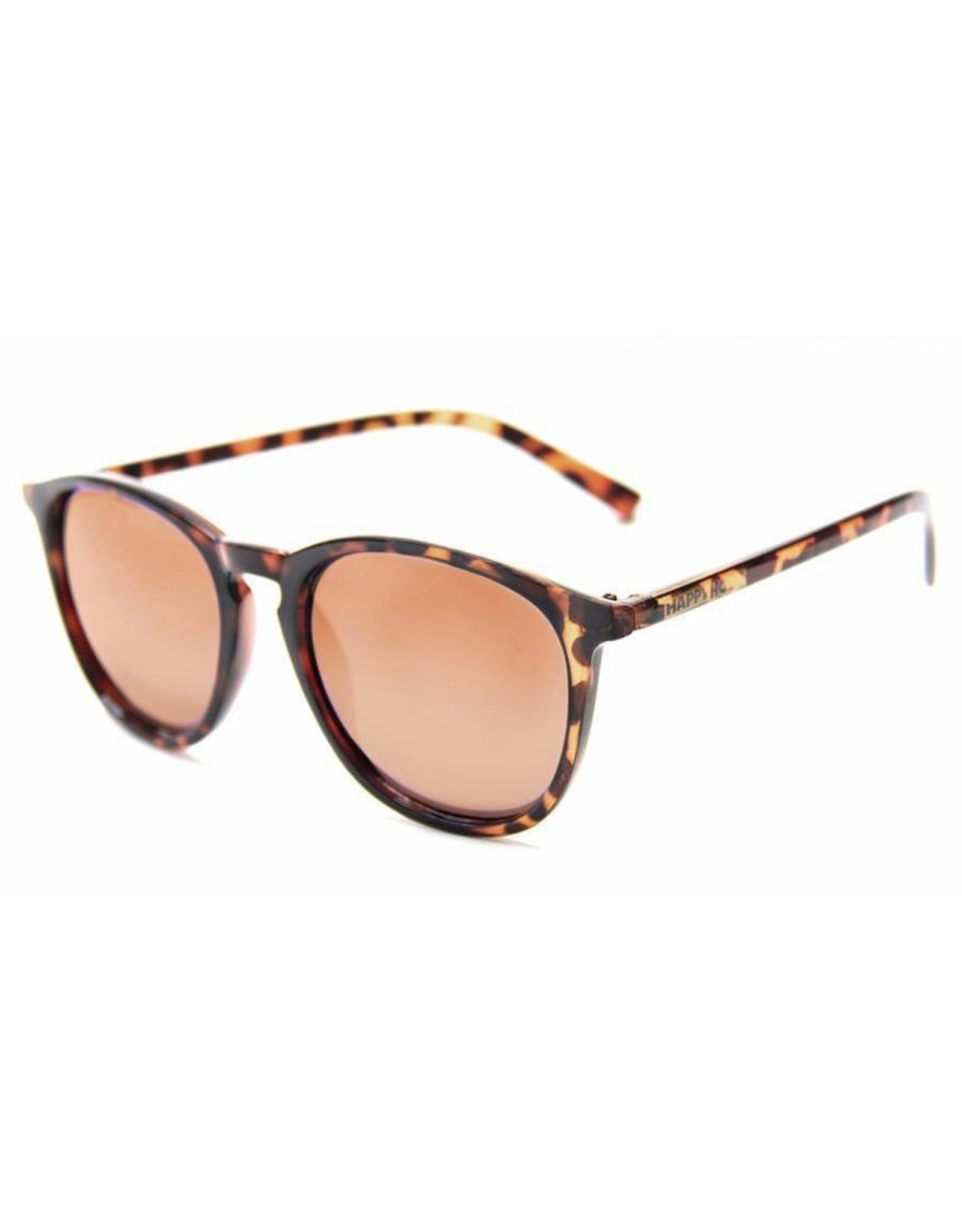 Happy Hour Flap Jacks Sunglasses - Frosted Tortoise/Amber