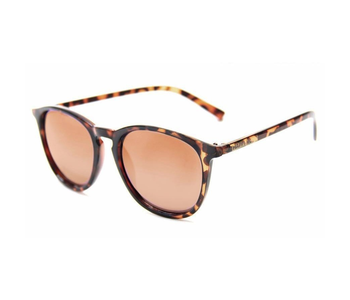 Flap Jacks Sunglasses - Frosted Tortoise/Amber