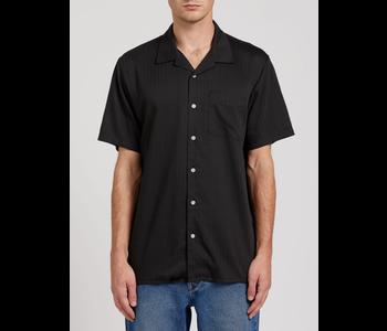 Deano Short Sleeve Shirt - Black