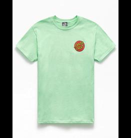 Santa Cruz Classic Chest Dot T-Shirt - Mint