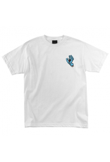 Santa Cruz Screaming Hand T-Shirt - White