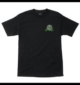 Santa Cruz Toxic Wasteland T-Shirt - Black