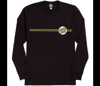 Other Dot Longsleeve - Black/Yellow