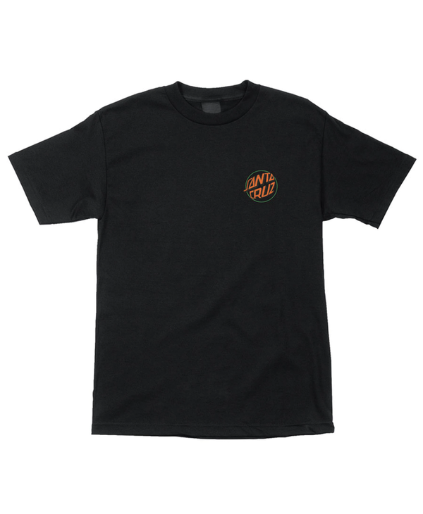 Youth Toxic Hand T-Shirt - Black