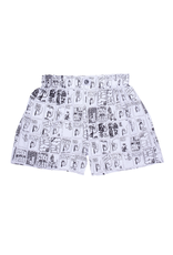 Fucking Awesome Two Pack Boxers Wanto Dill/Monogram Art