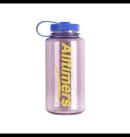Alltimers Estate Nalgene Bottle - Blue/Rose/Yellow