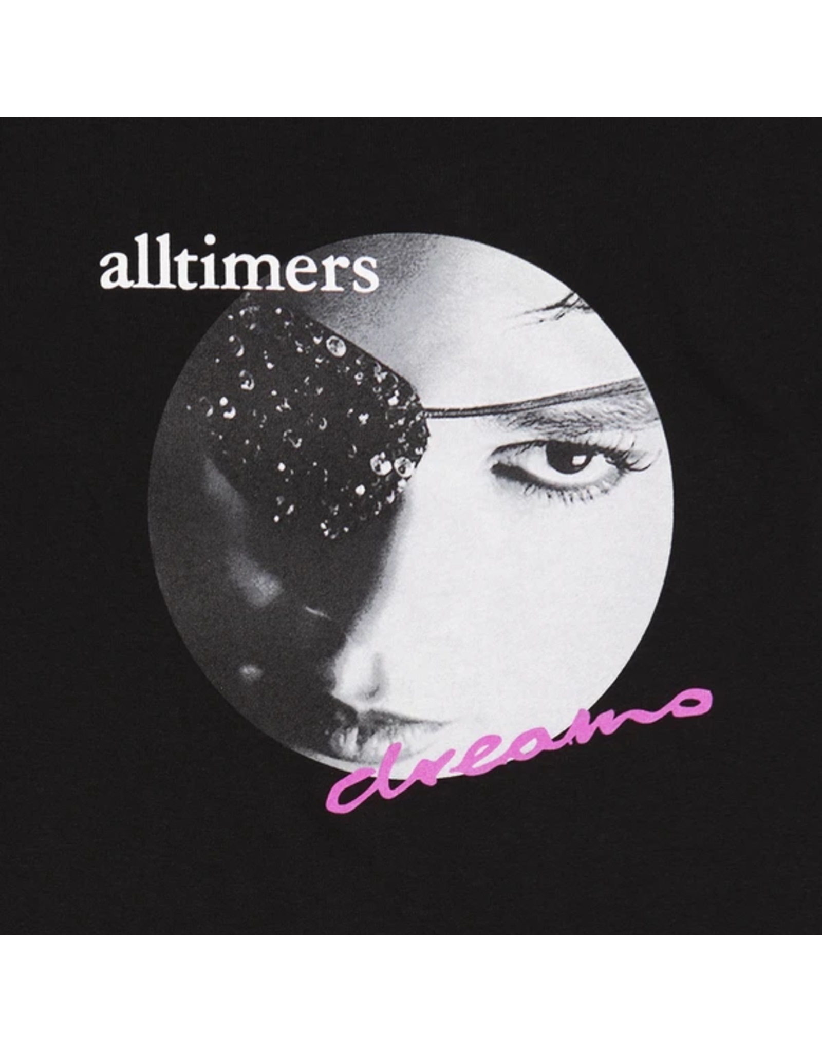 Alltimers Dreams T-Shirt - Black