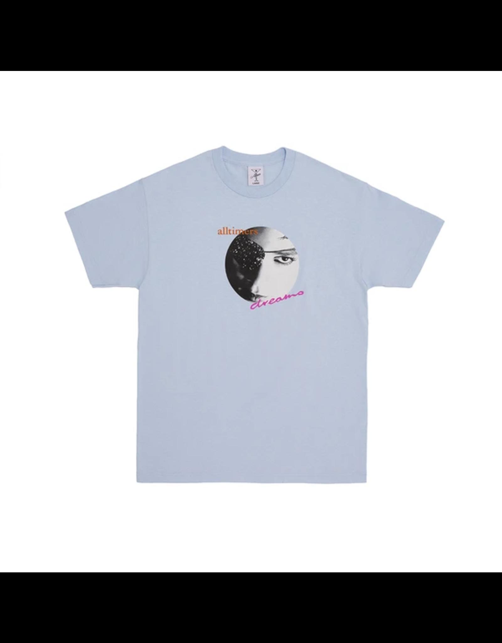 Alltimers Dreams T-Shirt - Powder Blue