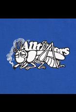 Alltimers Grass Copper T-Shirt - Royal Blue