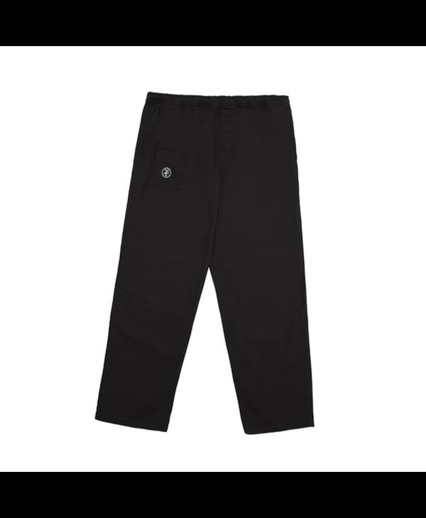 Yacht Rental Pants - Black
