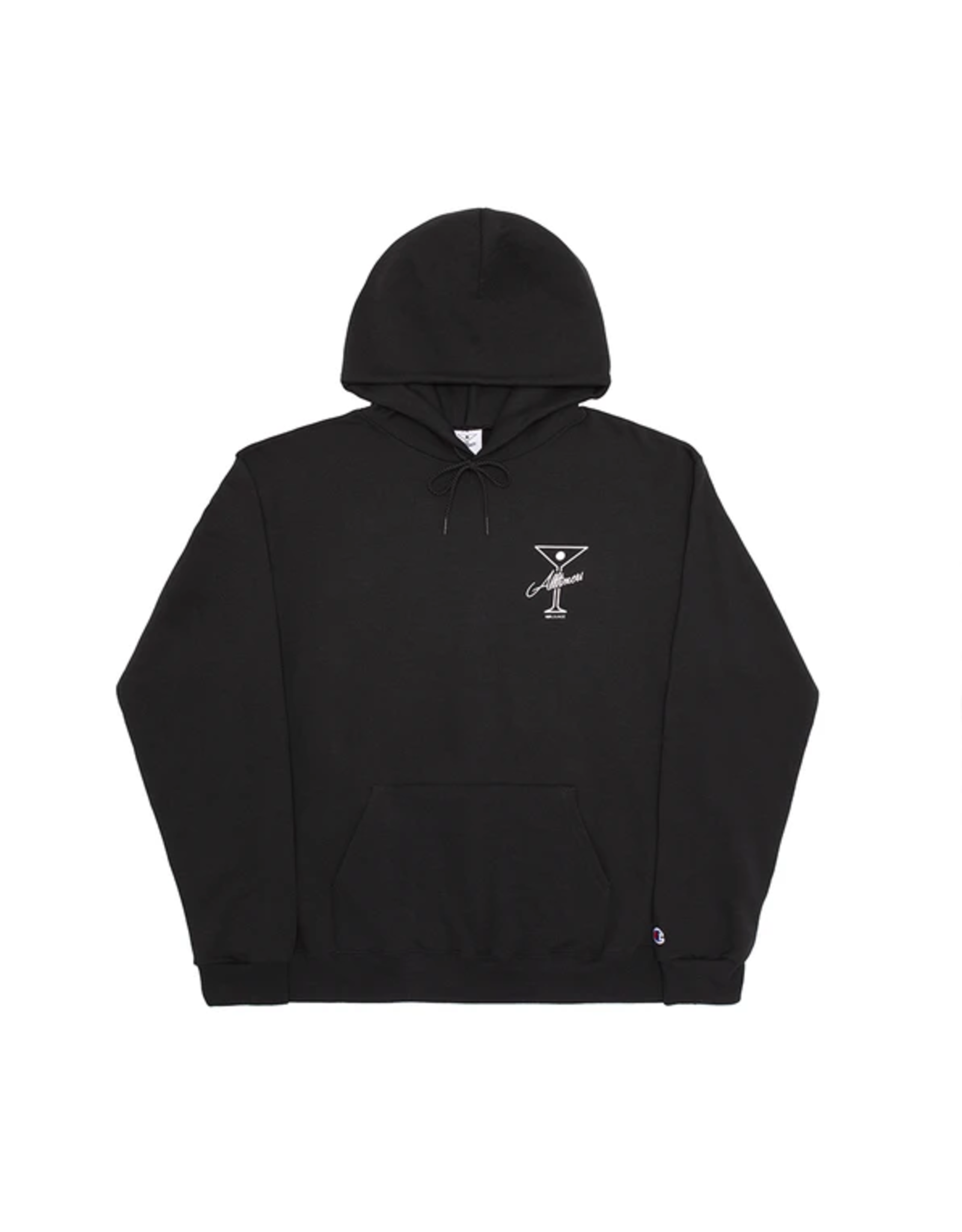 Alltimers League Player Champion Hoody - Black