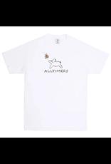 Alltimers Claire Pup T-Shirt - White