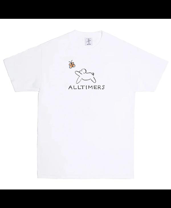 Claire Pup T-Shirt - White