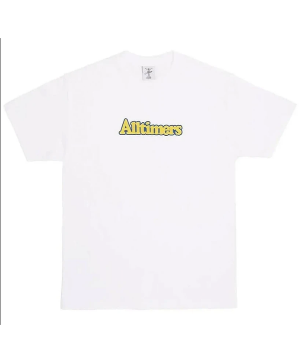 Broadway T-Shirt - White
