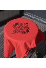 Palm Isle Crest Tee - Red