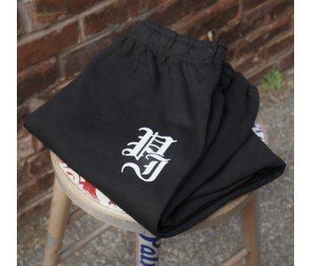 Stamp Sweatpants - Black