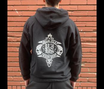 Crest Hood - Black
