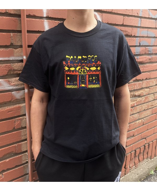 Store Front Tee - Black