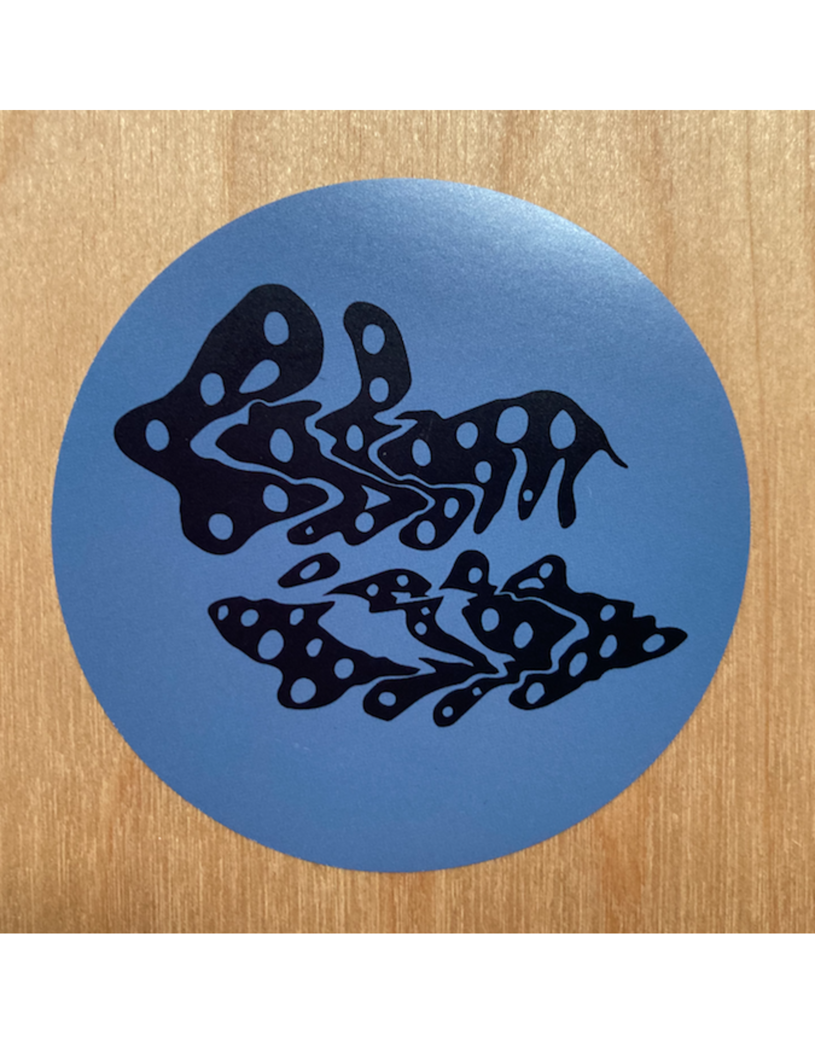 Palm Isle Psy Sticker