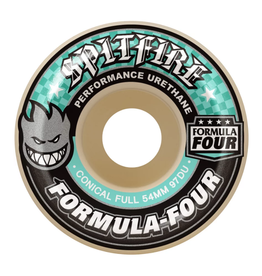 Spitfire Formula Four Conical Full 97D Wheels - Various Sizes