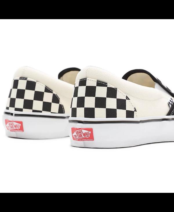 Skate Slip-On - Checkerboard
