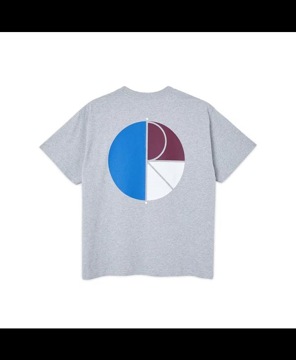 3 Tone Fill Logo Tee - Sport Grey