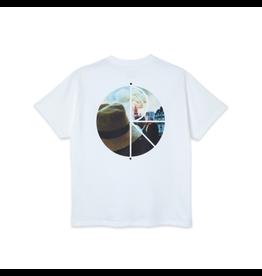 Polar Notre Dame Fill Logo Tee - White