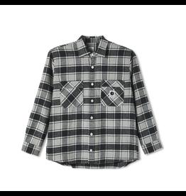 Polar Flannel Shirt - Black