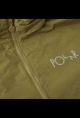 Polar Coach Jacket - Green Brown