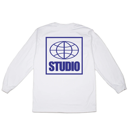 Studio Global Longsleeve - White