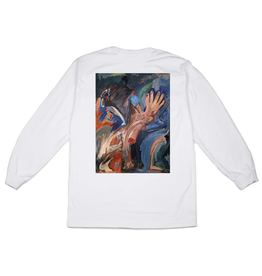 Studio Dawg Bite Longsleeve - White