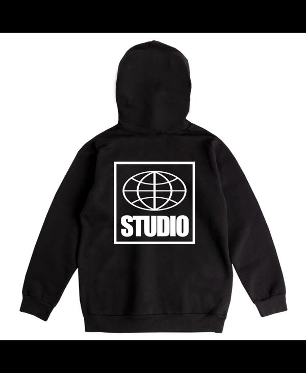 Global Hoodie - Black