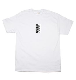 Studio Mirror Tee - White