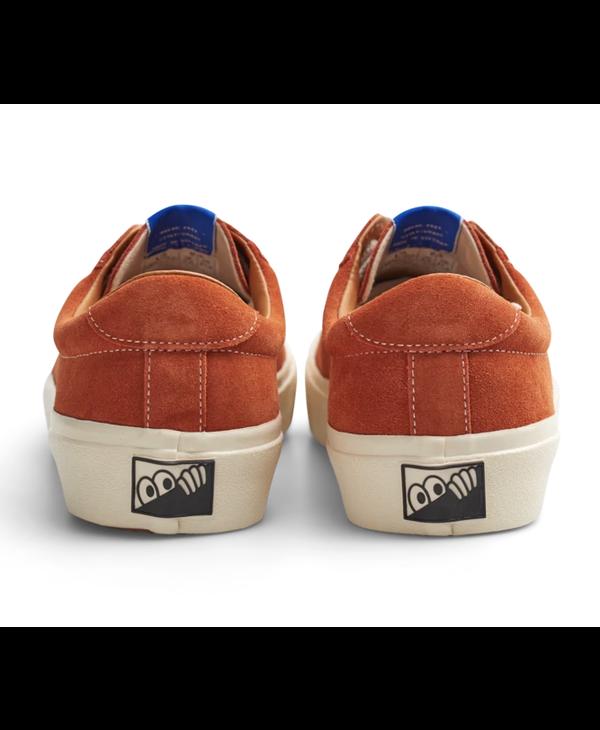 VM001 LO Suede - Orange/White