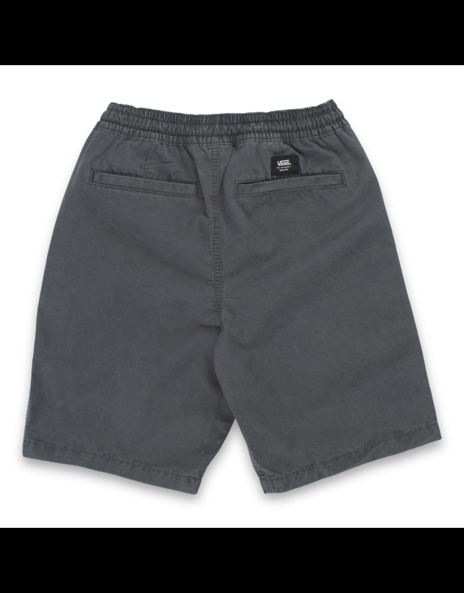 """Vans Range Salt Wash 18"""" Shorts - Asphalt"""