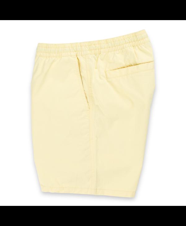 "Range 18"" Shorts - Mellow Yellow"