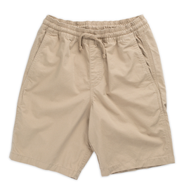 """Vans Boys' Range Salt Wash 17"""" Shorts - Khaki"""