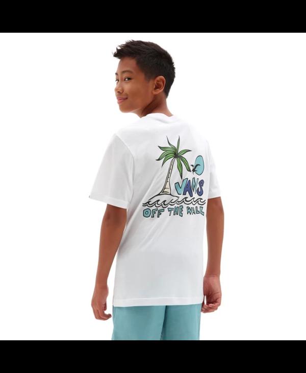 Boys' Surf Turf T-Shirt - White