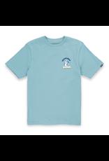 Vans Boys' Stinking It Up T-Shirt - Cameo Blue