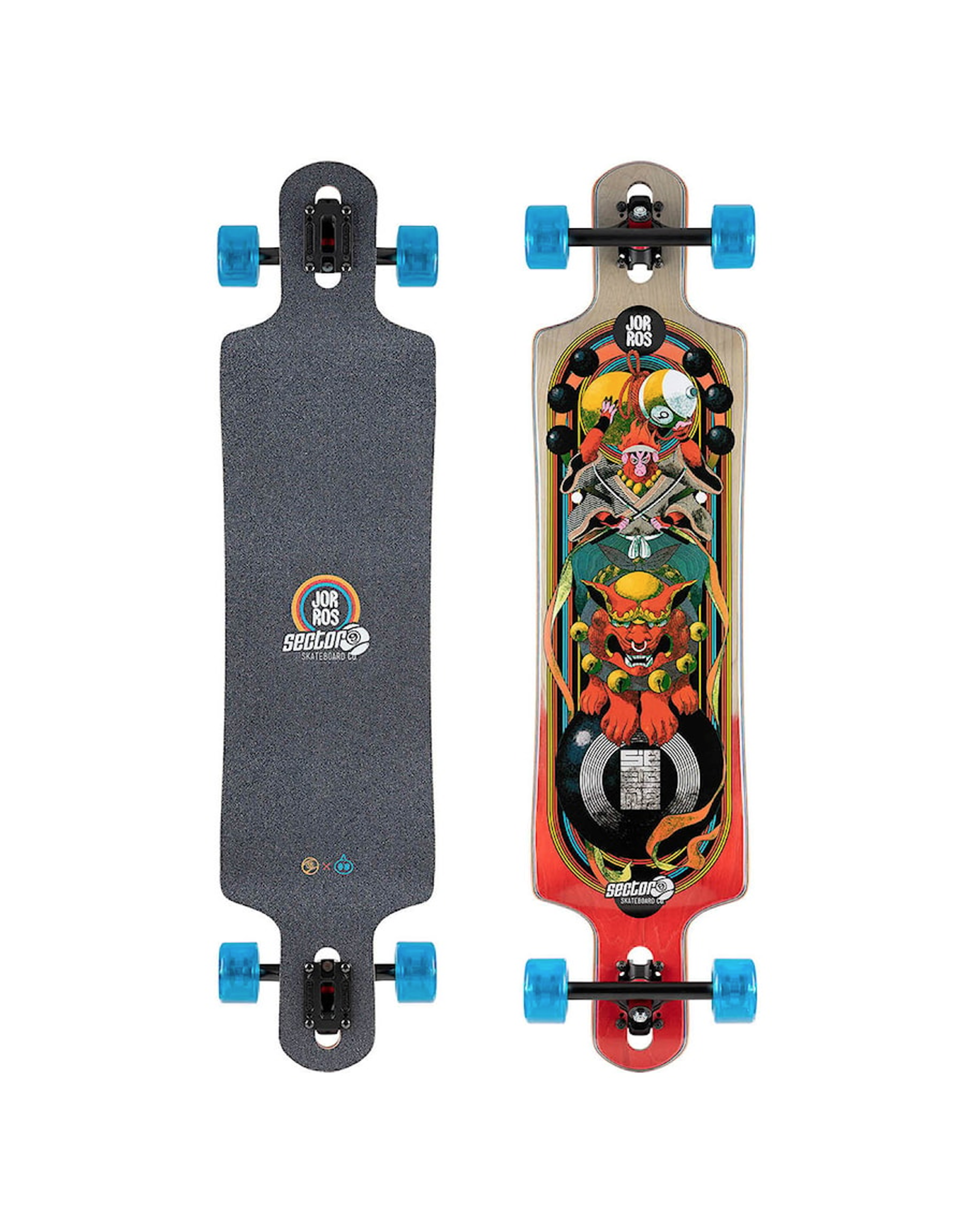 Sector 9 Paradiso Monkey King Complete