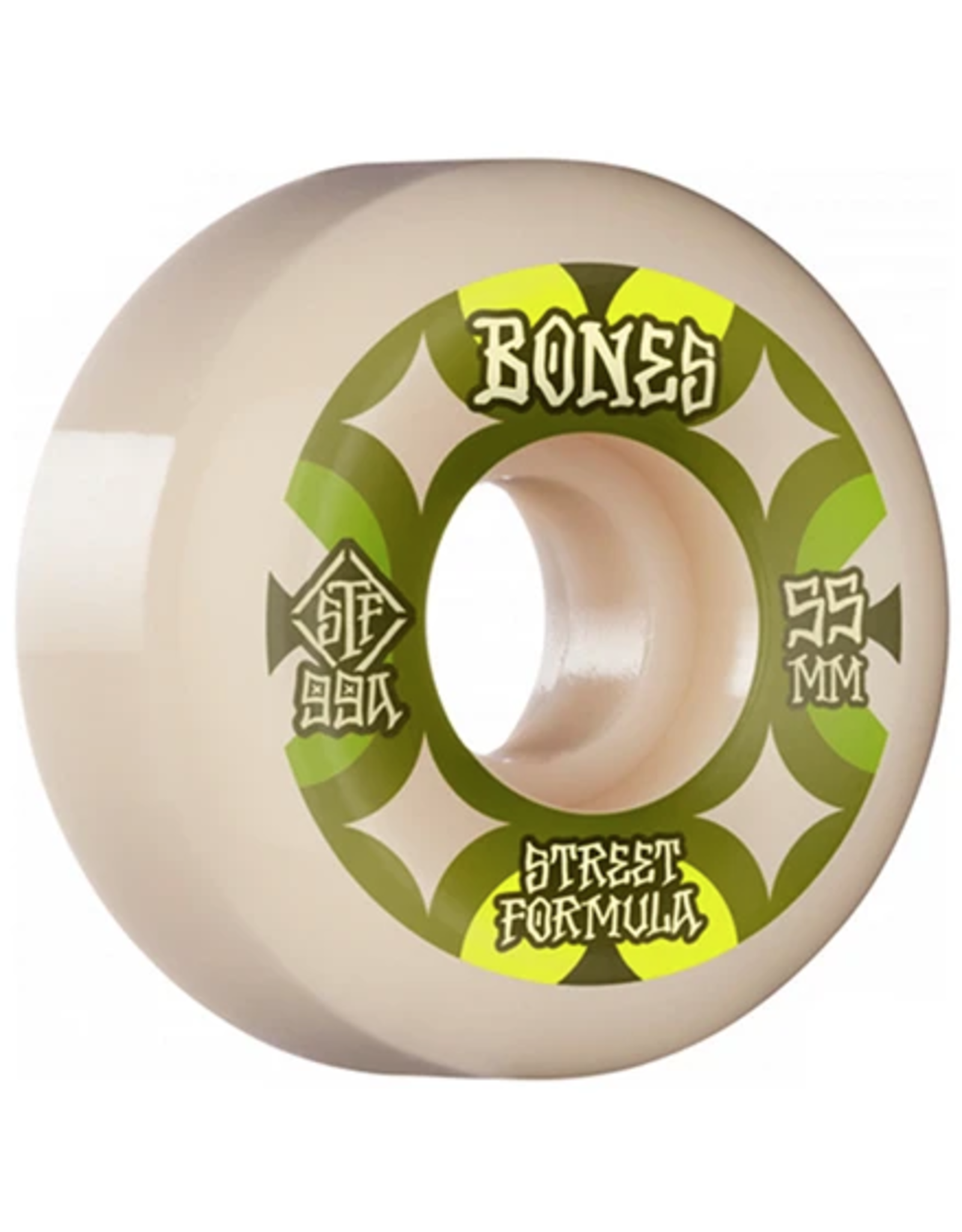 Bones STF Retros V5 Sidecuts 99a - 55mm