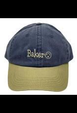 Baker Upside Navy Snapback