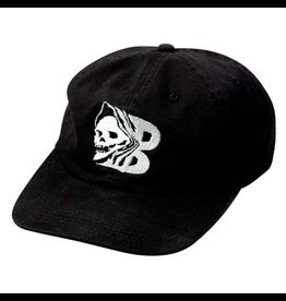 Baker Capital B Skull Snapback - Black